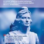 LA REPUBLIQUE SE VIT A VISAGE DECOUVERT