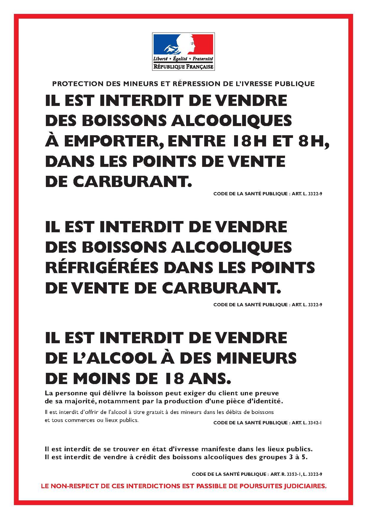 Panneau licence 4 mydartfish mobile with panneau licence for Affichage obligatoire garage