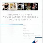 document unique d'evaluation des risques